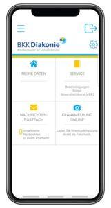 BKK_Diakonie_OGS_Screenshot_Startseite