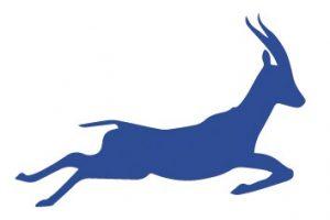 Abgebildet ist eine Gazelle.